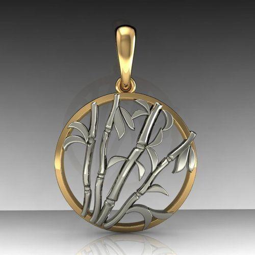 pendat bamboo | 3D Print Model