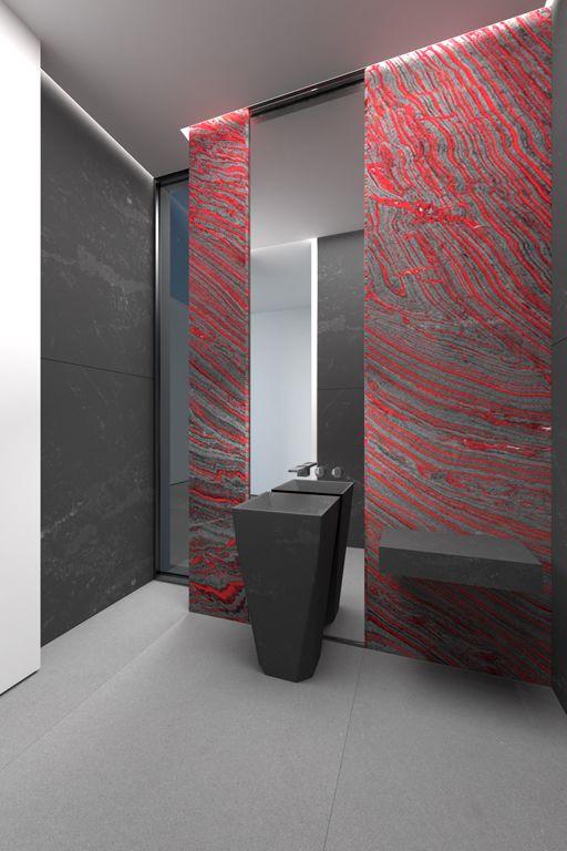 lavabo piedra natural - Buscar con Google