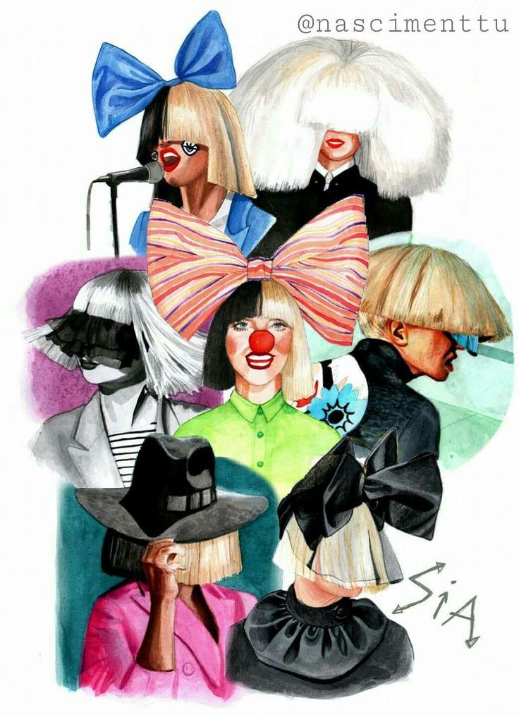 Sia is LOVE!