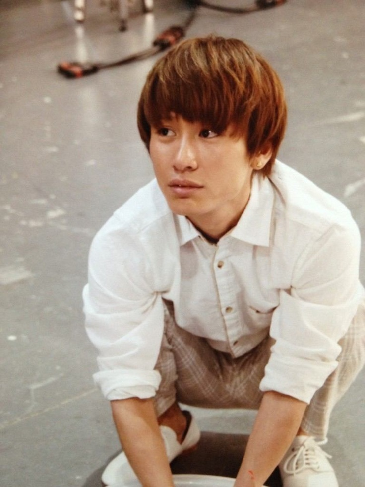 so cute! Shota Yasuda.