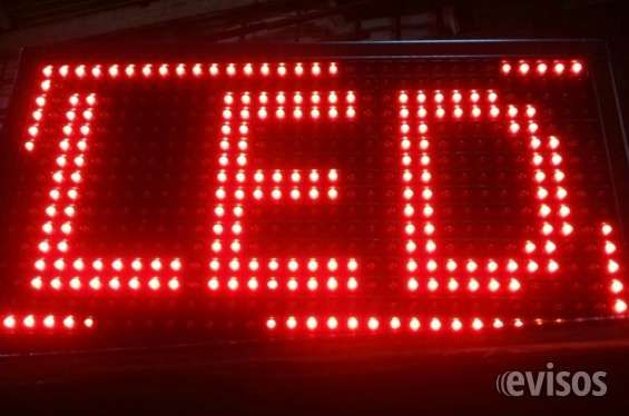 Fabrica de letreros led electronicos  FABRICAMOS LETREROS LED PROGRAMABLES A LA ME ..  http://quinta-normal.evisos.cl/fabrica-de-letreros-led-electronicos-id-600667