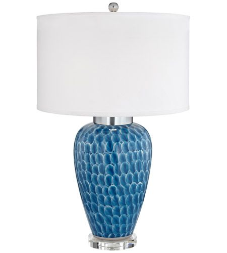 The 25+ best Blue table lamp ideas on Pinterest | Glass table ...