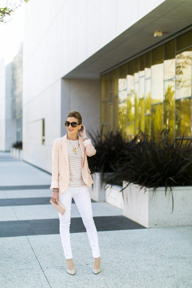 Maybe on a Friday... 20 Best Work Outfits For Summer   Women Work Outfits