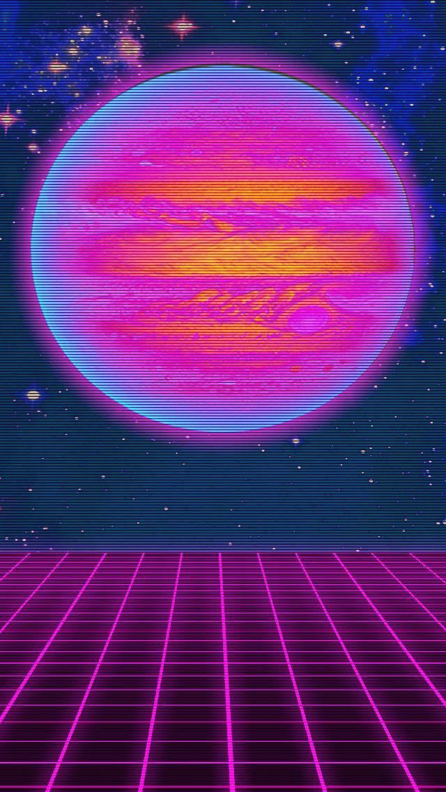 Vaporwave Aesthetic Lockscreen Vaporwave Wallpaper