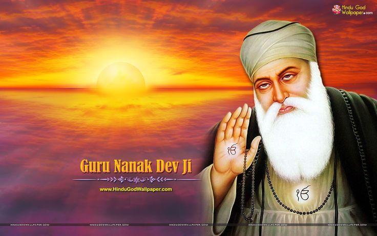 New Guru Nanak Wallpapers HD Free Download