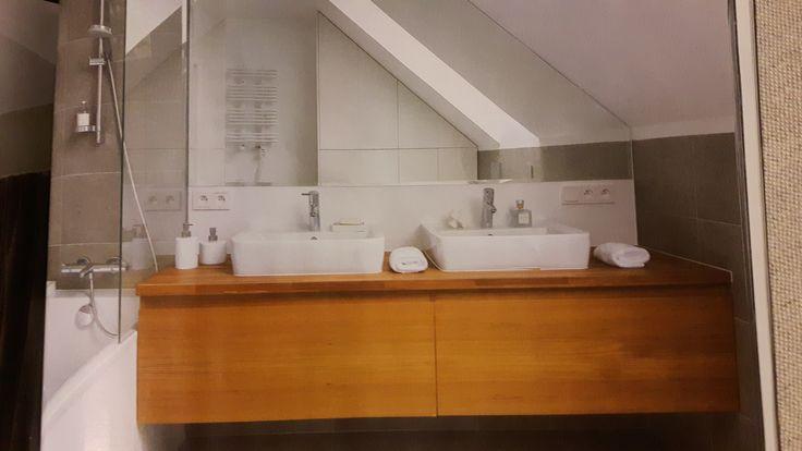 umywalka łazienka na górze
