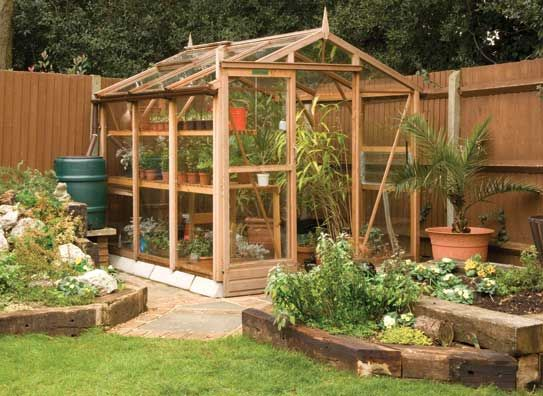 Greenhouse supply in Guernsey - Caplain Greenhouse Supplies