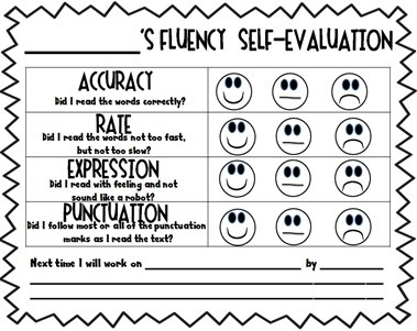 28 best e books and e readers in the k 5 classroom images on script reading fluency self eval fluency rubric for student self evaluation or to use with a partner great to use for accountability fandeluxe Images