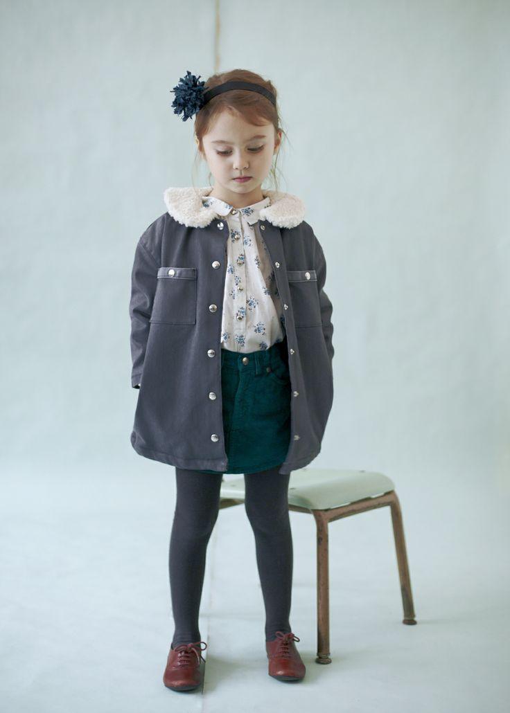 Louis Louise / collection automne-hiver 2013