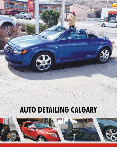 If you are looking to have some idea about the mistakes that the #auto detailing Calgary #Companies commit, go through the blog @ http://www.detailingworld.ca/auto-detailing-mistakes-aware/