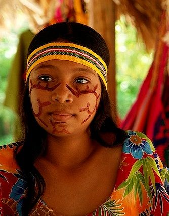The Wayuu (colombia), an Amerindian ethnic group of the La Guajira Peninsula in northern Colombia and northwest Venezuela. They were never subjugated by the Spanish.