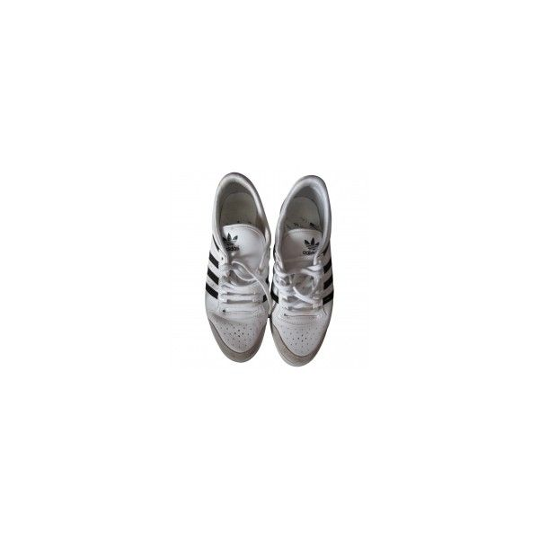 Women's tennis shoes, high top trainers- Vestiaire Collective ❤ liked on Polyvore featuring shoes, sneakers, footwear, hi tops, high top shoes, tennis trainer, tennis shoes and high-top sneakers