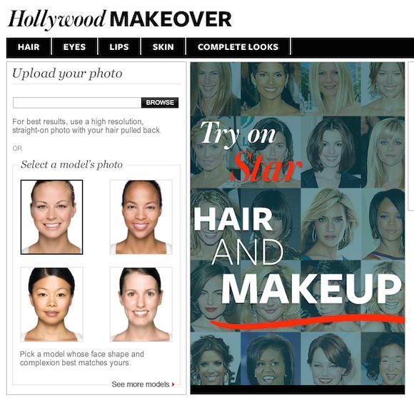 6 Virtual Makeover Sites, free virtual makeover, hairstyle virtual makeover .   http://makeuptutorials.com/makeup-tutorials-6-virtual-makeover-sites/
