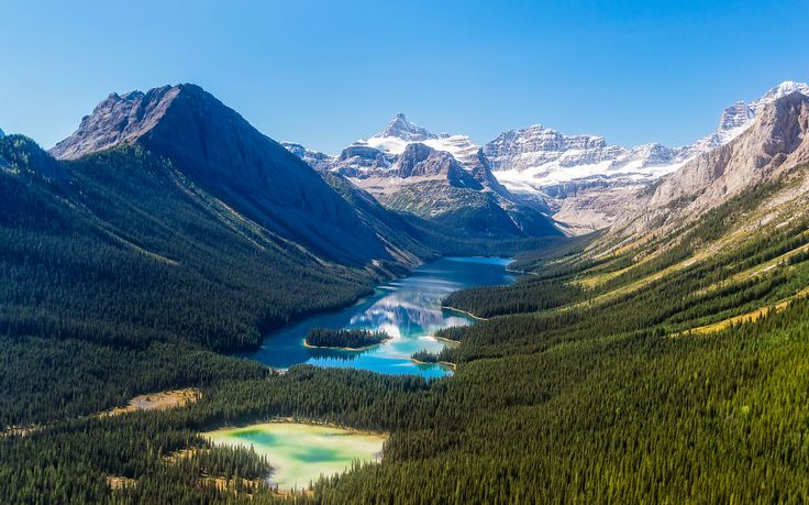 The Canadian Rockies Is The Most Beautiful Place That I've Ever Travelled To | Bored Panda