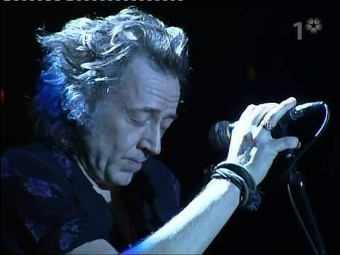 Ulf Lundell På Tyrol 2005 musik & intervju del 2 - YouTube