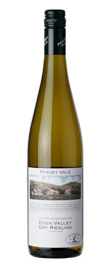 2015 Pewsey Vale Riesling Eden Valley South Australia (Dry)