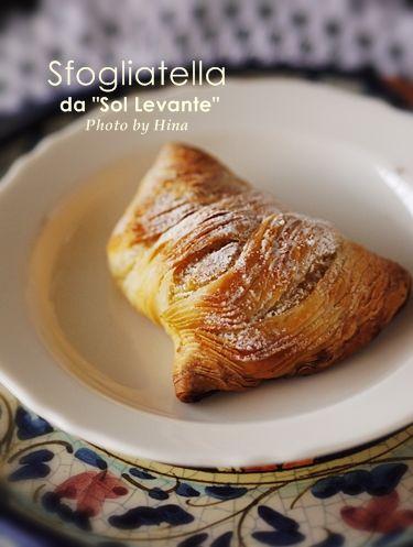Zuccotto e Sfogliatella ズッコットとスフォリアテッラ : Cucina ACCA f0245680_20424091.jpg
