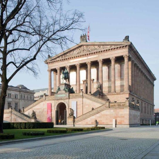 Alte Nationalgalerie Museumsinsel Berlin Berlin Creme Guides Alte Nationalgalerie Museumsinsel Berlin Museum Insel
