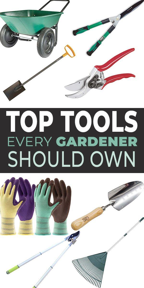 Top Gardening Tools List The Best Garden Tools Supplies Best