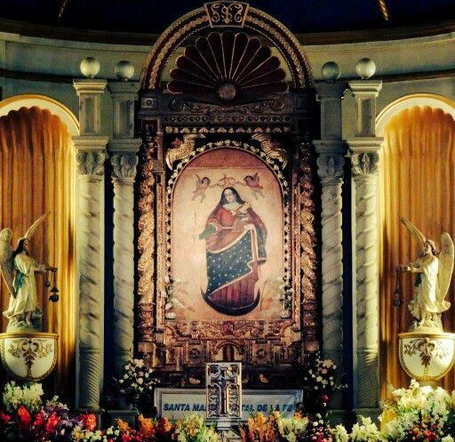 Virgen del Socavón