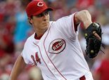Cincinnati Reds' Homer Bailey pitched his second no-hitter Tuesday night, when the Reds defeated the San Francisco Giants, 3-0. (via @USA TODAY; photo via Al Behrman / AP)
