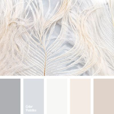 The perfect palette for bedroom design. It creates a sense of coziness and comfort. Also this palette will fit well in the interior of a nursery..  …