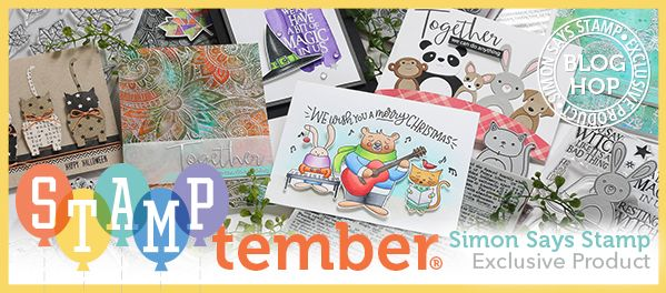 STAMPtember® Inspiration Blog Hop Day 2!