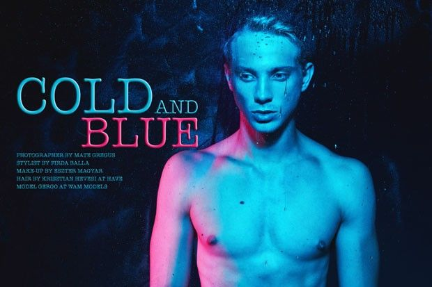 Cold and Blue ft Gergo by Mate Gregus