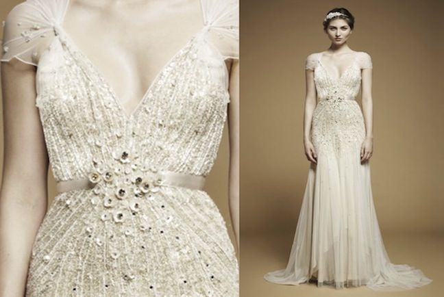 non traditional wedding gown designers