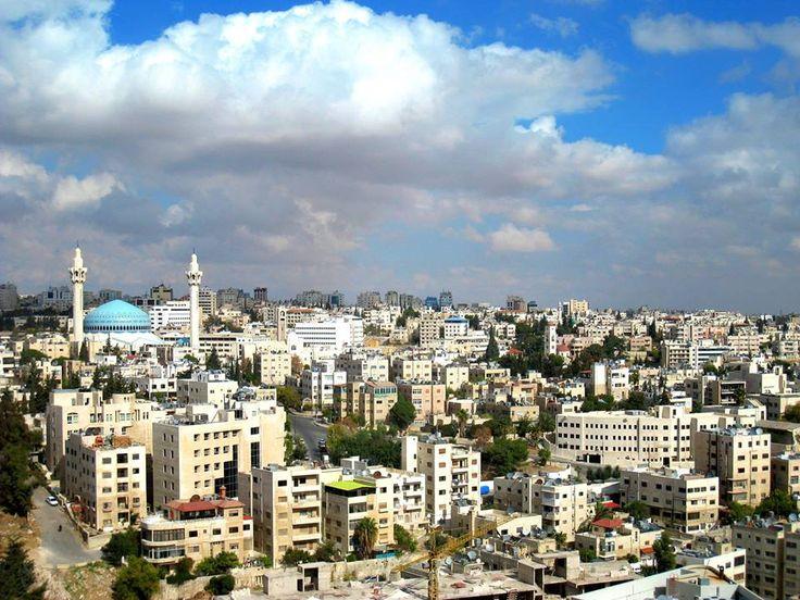 Amman, Jordan. Study abroad here through our program with Amideast Area & Arabic Language Studies.