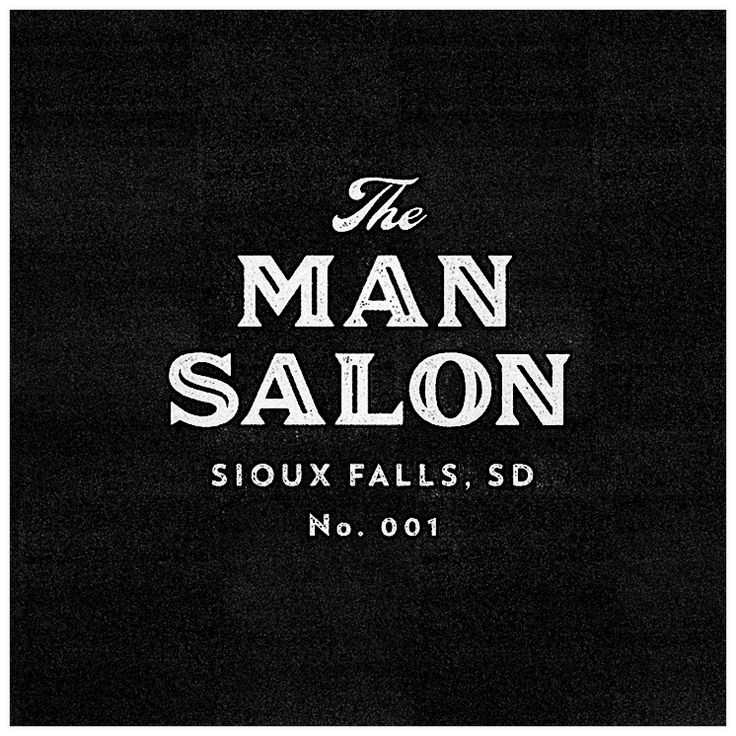 The Man Salon. Designed by Fused Interactive. | http://themansalon.net