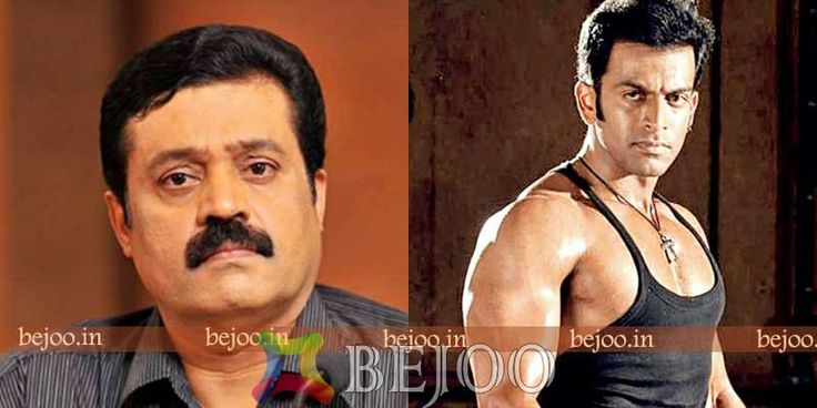 Prithviraj To Share Screen With Suresh Gopi