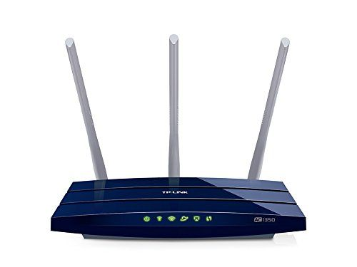 TP-LINK Archer C58 AC1350 Wireless Dual Band Cable Router (2.4 GHz, 450 Mbps, 5 GHz, 867 Mbps, Supports IPv4 TPLINK Archer C58 AC1350 Wireless 10100 Dual Band Cable Router ARCHER C58 Enterprise Computing Wireless Routers (Barcode EAN = 6935364096724). http://www.comparestoreprices.co.uk/january-2017-2/tp-link-archer-c58-ac1350-wireless-dual-band-cable-router-2-4-ghz-450-mbps-5-ghz-867-mbps-supports-ipv4.asp