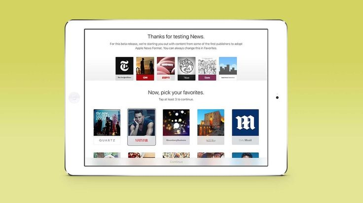 Apple's News app now has more than 50 publishing partners
