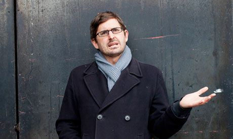 Louis Theroux: 'I'm not that comfortable doing polemic' | Television
