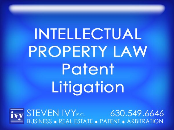 PATENT LITIGATION - We provide comprehensive litigation practice. From software and internet, to manufacturing and industrial products, down to cell phone technology, we offer a vigorous legal representation in the court of law. The firm can represent clients in Federal and State courts, including the International Trade Commission and the Patent and Trademark Office. We implement creative techniques to present our clients' cases....VISIT our website for more info