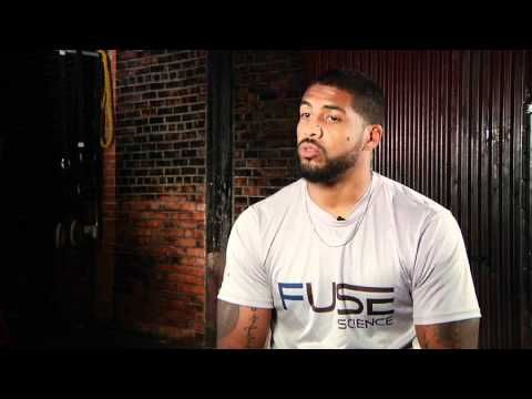 Arian Foster is Powered By Fuse!