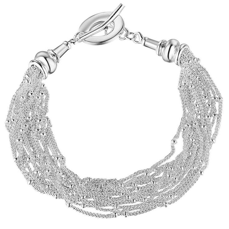 Aliexpress.com : Buy fashion tassel Wholesale silver plating bracelet, Silver plated fashion jewelry /BQWZKQPV QIGYFQKW from Reliable bracelet review suppliers on yinfen guo's store