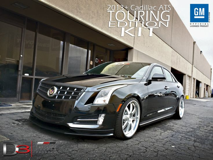 "2013+ Cadillac ATS ""Touring Edition Kit"""