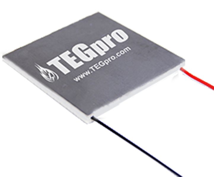 Tegpro 6 Watt High Temperature Thermoelectric Generator Module