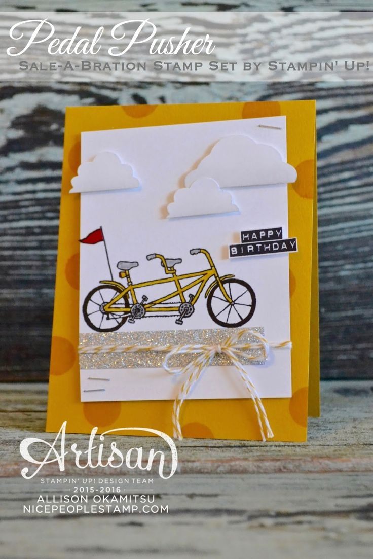 525 Best Cards Tags Birthday Images On Pinterest Birthdays