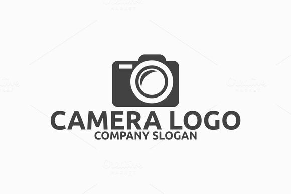 Camera Logo by @Graphicsauthor