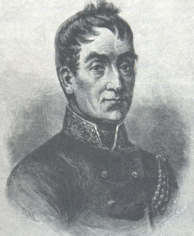 """Lachlan Macquarie, """"Father of Australia"""" was born on Ulva."""