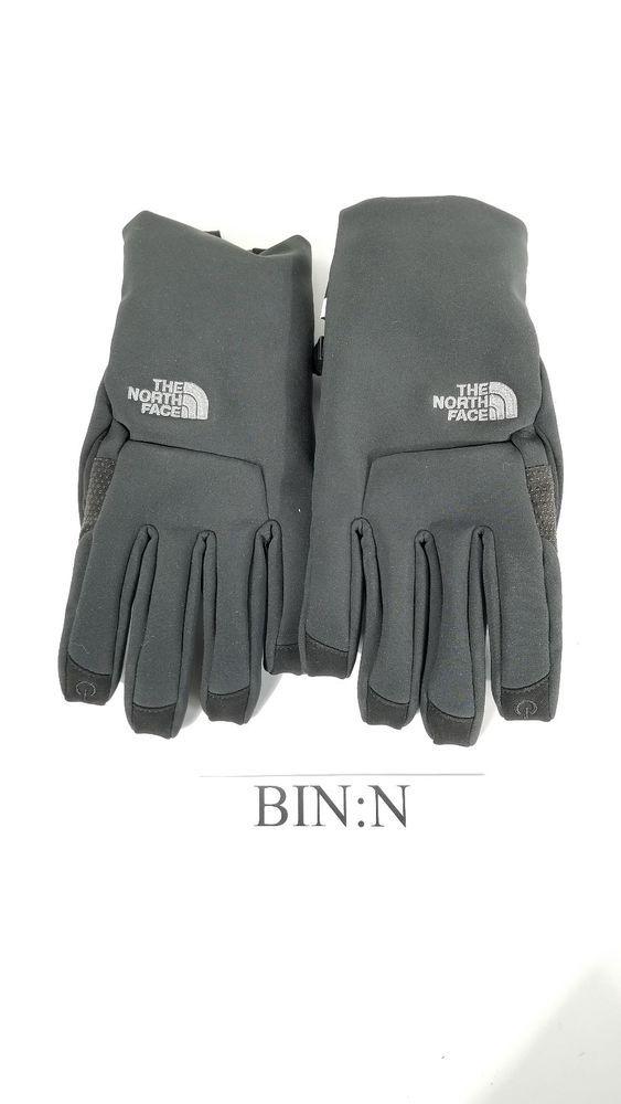 faf60c5a0 The North Face Womens Etip Gloves UR Powered Black Size Medium ...