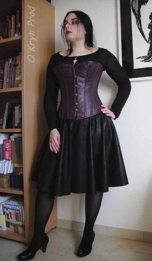 Tutoriel pour réaliser une jupe cercle. Pour toutes les tailles et de toutes les longueurs. Facile et rapide à faire.