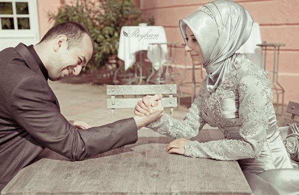 40 Cute and Romantic Muslim Couples ~ GoZiyan The General Blog Perfect Muslim Wedding