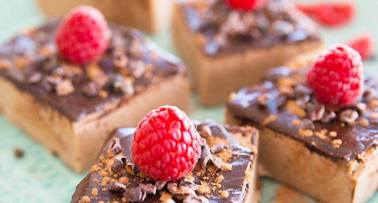 Lekker recept van Lisa: Chocolade gebakjes