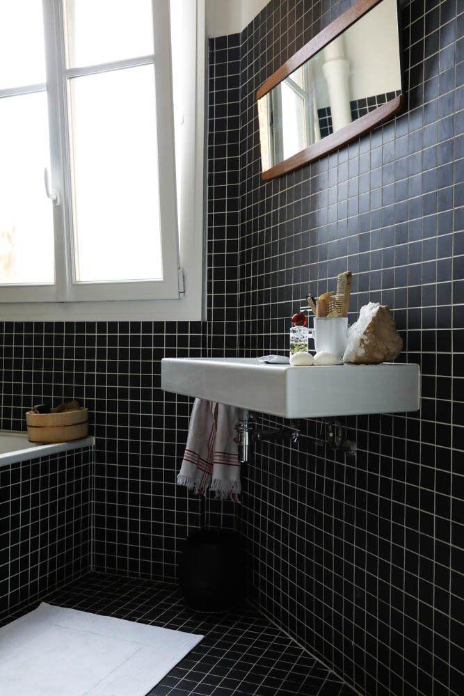 Salle de bain Émilie Luc Duc Appartement Paris