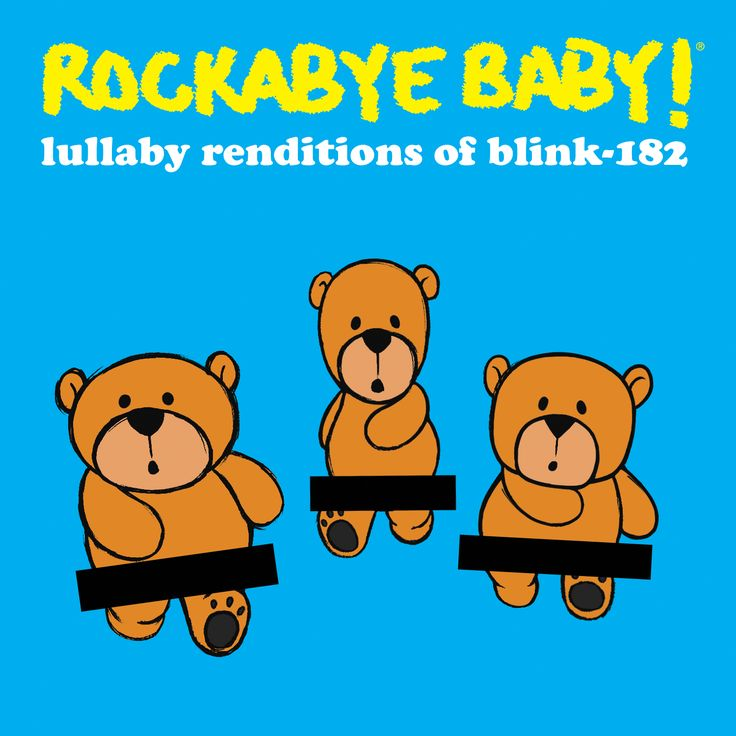 Various - Rockabye Baby! Lullaby Renditions Of Blink 182