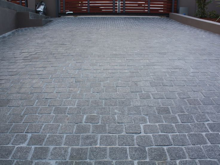 Granite Cobblestone Pavers : Best driveway inspiration images on pinterest au